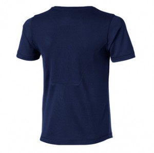 ASICS - T-shirt chłopięcy Short Sleeve Top indigo blue