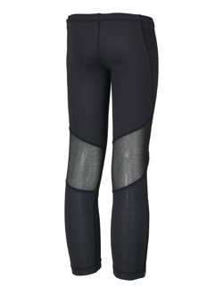 ASICS - Getry juniorskie Tight (3/4 - za łydkę) performance black
