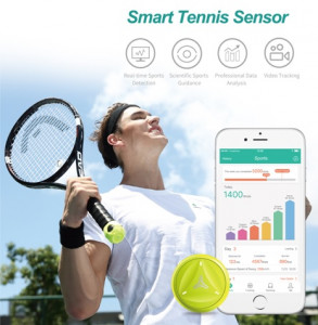 COOLLANG - Tennis 3D Swing Analyzer