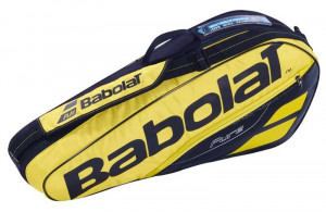 BABOLAT - Termobag Pure Aero yellow/black na 3 rakiety (167213)