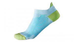 ASICS - Skarpety COOLING ST Sock turquoise-pistachio - 1 para