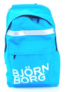 BJORN BORG - Plecak CONTAINER Backpack turkusowy