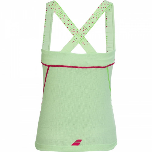BABOLAT - Bezrękawnik Tank Top Performance girl anis 2015_1.jpg